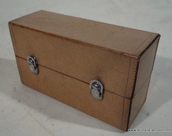 Box 4 vials of perfume R2017