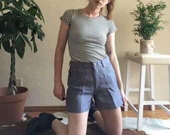 Slate Grey Shorts