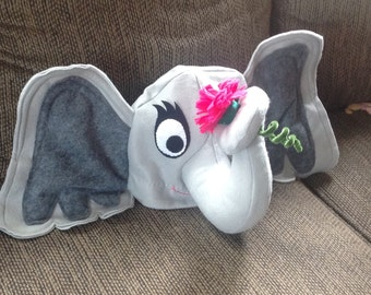 Horton hears a who mask! I'm working on complete outfit, contact me for prices!