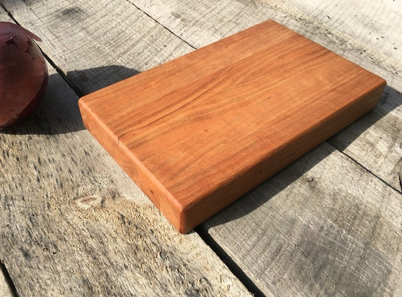 Cherry Wood Cutting Board -- Small