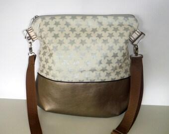 Shoulder bag Silver Star