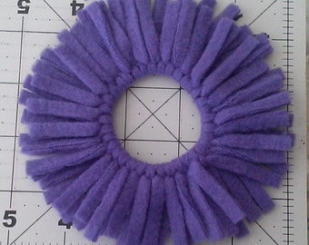 Fleece Pony Tail Holder #38