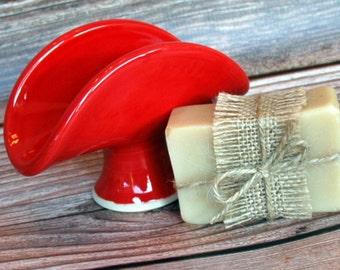Ceramic Soap Dish - Pottery Soap Dish - Soap Holder - Bathroom Accessory -  Bathroom Decor - Ceramics and Pottery - READY TO SHIP