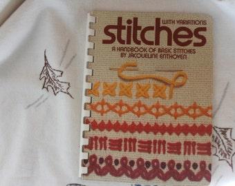 Handbook of Basic Stitches c1976