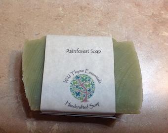 Rainforest Soap 100% Natural