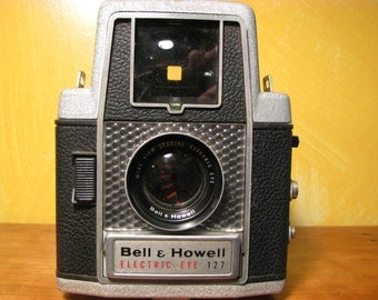Vintage Bell&Howell Electric Eye 127 Camera