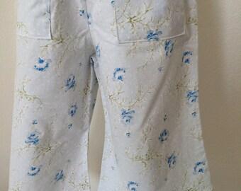 Blue Blossom Britches
