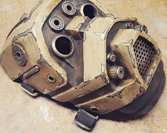 Wasteland Scavenger Mask