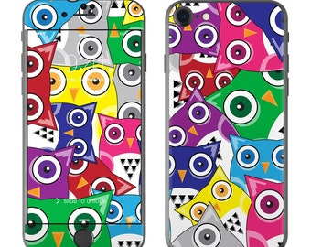 Hoot by FP - iPhone 7/7 Plus Skin - Sticker Decal