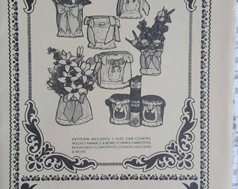 Vintage Canovers Pattern by The Sewing Centipede