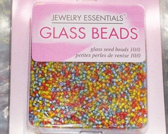 DESTASH  10/0 Sead Bead Mix - 85 Grams
