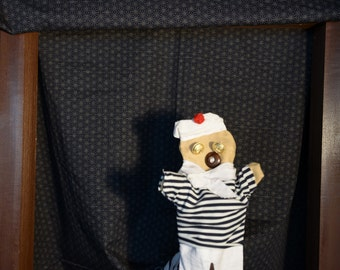 Hand Puppet Sailor
