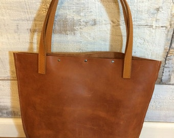 Leather bag for Darcy