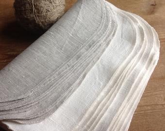 Reusable cloths / unpaper towels / paperless towels / family cloth