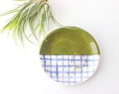 Jewelry Organizer, Gifts under 30, Tabletop Decor, Ceramic Ring Dish, Trinket Dish, Ring Holder, Jewelry Storage, Gifts for Home