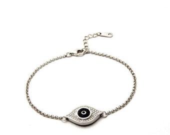 SUMMER SALE Evil Eye Bracelet