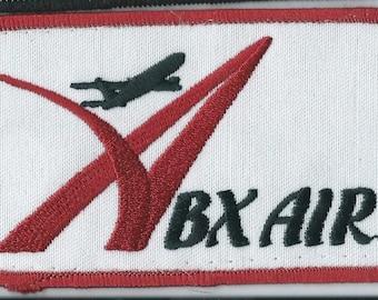 BX Air employee/driver/pilot patch 2-1/2 X 4-1/2