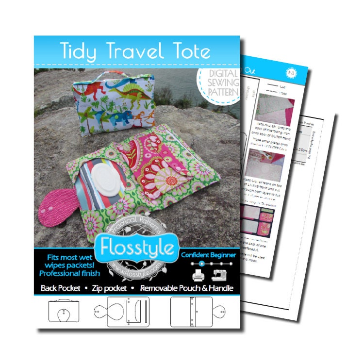 Travel Wipes Case Canada