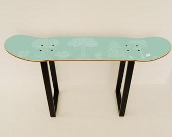 Skateboard stool / Bench - White tree - Nature