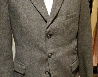 Vintage 2-piece thornproof tweed suit 1950s 40/2 chest