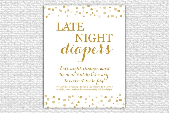 Sizzling image inside late night diaper sign free printable