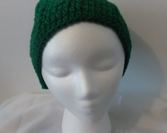 41---Kelley Green Beanie/ Hat