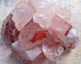Fire quartz/Hematoid quartz