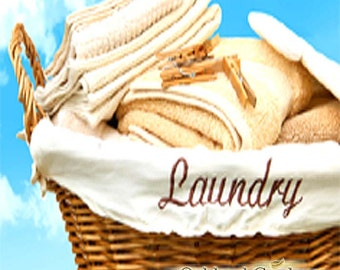 CLEAN LAUNDRY - Fragrance Oil - Scent of fresh laundry hanging out to dry in a summer breeze