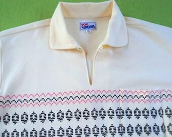 1950s Rockabilly Repro Shirt Elvis LARGE (40) New