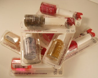 Vintage nail polish