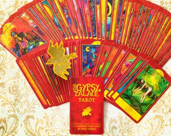 The Gypsy Palace Tarot - Deck