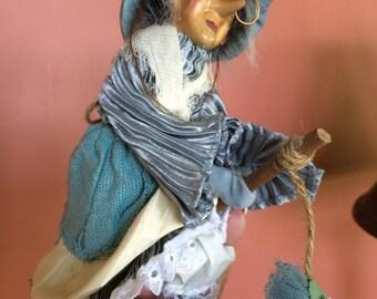 Kitchen Witch Doll