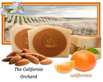 The California Orchard Soap