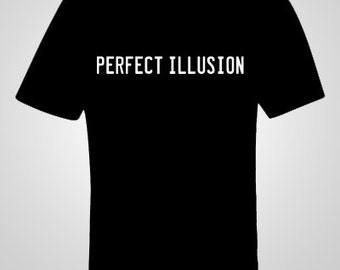 Perfect Illusion Shirt - Joanne Lady Gaga