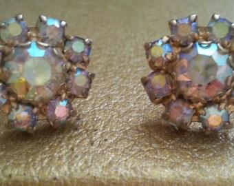 Vintage '40s/'50s Earrings
