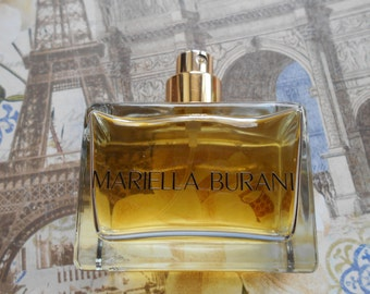 Mariella Burani by Mariella Burani 3.4 oz. eau de toilette spray, no cap.