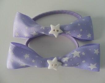 Hair bow, hair tie
