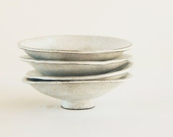 Small footed bowls.