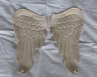 angel wings dish set