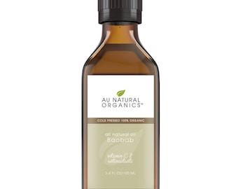 Baobab Oil Organic 3.4 oz (100 ml)