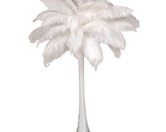 """10 - Ostrich Feathers Centerpieces w/14""""-17"""" Feathers and FREE SHIPPING"""