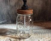 16 oz Mason Jar Dispenser
