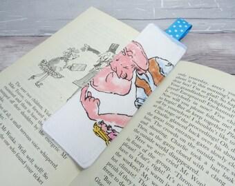 Personalised The BFG bookmark, Personalised Kids bookmark, BFG bookmark, Roald Dahl bookmark, Quentin Blake bookmark, kids stocking filler