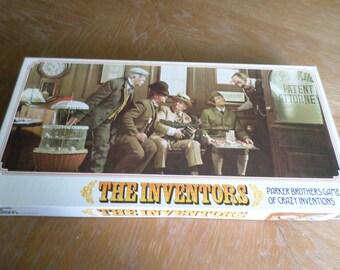 The Inventors Game by Patker Bros. Vintage 1970's