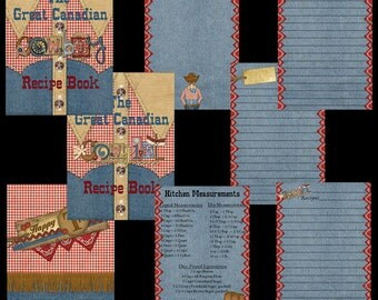 Great Canadian Cowboy/Cowgirl - Recipe Album