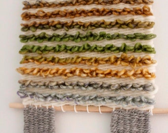 Large Modern Weaving, Woven Wall Hanging, Woven Tapestry, Boho Style Decor, Wall Weaving, Fiber Art Weaving, Original Wall Art, Textile Art