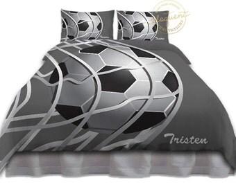 Basketball Bedding For Boys Comforter Grey Black Amp White