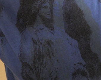 Hand Printed Silk Screen T-Shirt