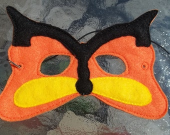 Butterfly Mask other colors too Pretend Play Teach Learn Educational Imagination Story Time Play Along Home School Montessori Library