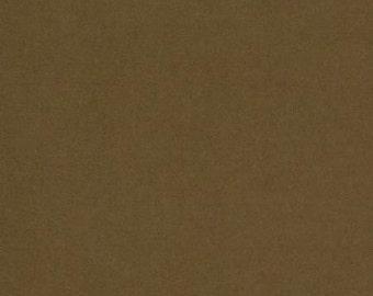 Brown Cuddle Cloth by Moda Fabrics - 1 yard